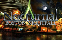 Nocturnal-Boston Nightfall Badge