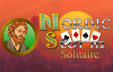 Nordic Storm Solitaire Badge