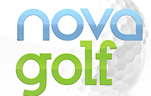 Nova Golf Badge