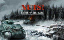 Nuts!: The Battle of the Bulge Badge