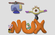 Nux Badge