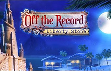 Off the Record: Liberty Stone Badge