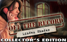 Off the Record: Linden Shades Collector's Edition Badge