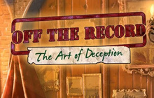 Off the Record: The Art of Deception Badge