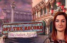 Off the Record: The Italian Affair Badge