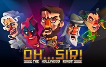 Oh...Sir! The Hollywood Roast Badge