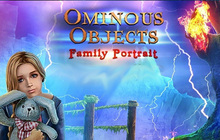 Ominous Objects: Family Portrait Badge