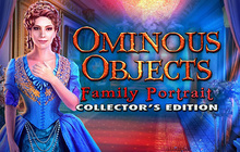 Ominous Objects: Family Portrait Collector's Edition Badge