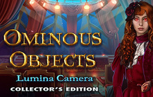 Ominous Objects: Lumina Camera Collector's Edition Badge