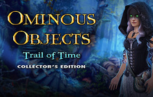 Ominous Objects: Trail of Time Collector's Edition Badge