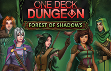 One Deck Dungeon - Forest of Shadows Badge