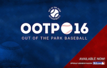 Out of the Park Baseball 16 Badge