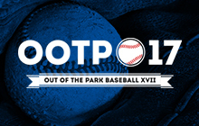 Out of the Park Baseball 17 Badge