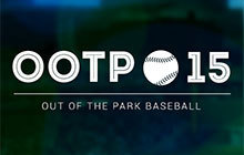 Out of the Park Baseball 15 Badge