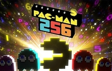 PAC-MAN 256 Badge