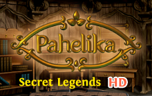 Pahelika: Secret Legends HD Badge