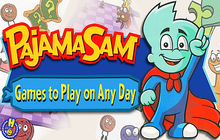 Pajama Sam: Games to Play on Any Day Badge