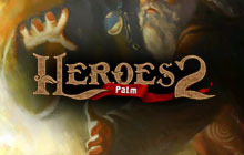 Palm Heroes 2 Deluxe Badge