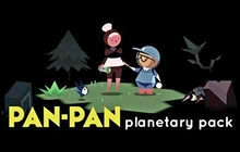 Pan-Pan: Planetary Pack Badge