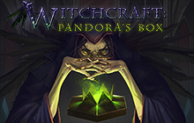 Witchcraft: Pandora's Box Badge