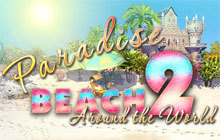 Paradise Beach 2: Around the World Badge