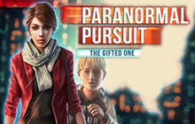 Paranormal Pursuit: The Gifted One Badge