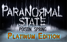 Paranormal State: Poison Spring Platinum Edition Badge