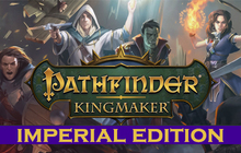 Pathfinder: Kingmaker Imperial Edition Badge
