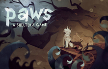 Paws - A Shelter 2 Game Badge