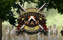 Peninsular War Battles Badge
