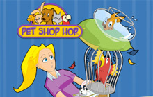 Pet Shop Hop Badge