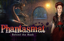 Phantasmat: Behind the Mask Badge