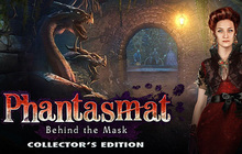 Phantasmat: Behind the Mask Collector's Edition Badge