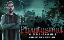Phantasmat: The Dread of Oakville Collector's Edition Badge