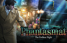 Phantasmat: The Endless Night Badge