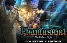 Phantasmat: The Endless Night Collector's Edition Badge