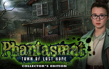 Phantasmat: Town of Lost Hope Collector's Edition Badge