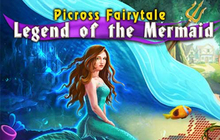Picross Fairytale: Legend of the Mermaid Badge