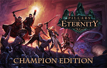 Pillars of Eternity Champion Edition Badge