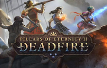 Pillars of Eternity II: Deadfire Badge