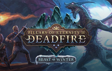 Pillars of Eternity II: Deadfire - Beast of Winter Badge