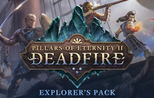 Pillars of Eternity II: Deadfire - Explorers Pack Badge