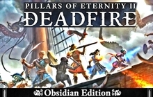 Pillars of Eternity II: Deadfire - Obsidian Edition Badge