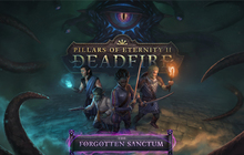 Pillars of Eternity II: Deadfire - The Forgotten Sanctum Badge
