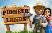 Pioneer Lands Badge