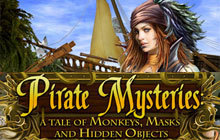 Pirate Mysteries Badge