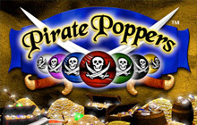Pirate Poppers Badge
