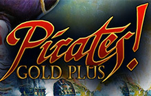 Pirates! Gold Plus Badge