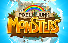 PixelJunk Monsters Badge
