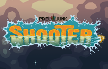 PixelJunk Shooter Badge